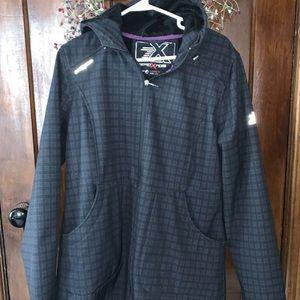 Zerxposur lines coat size XL